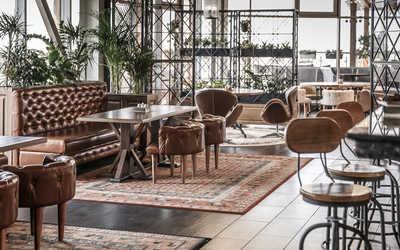 Банкетный зал ресторана Макароны на улице Соколова М.Е. фото 1