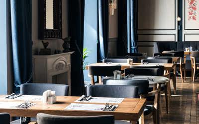 Банкетный зал ресторана Банщики на Дегтярной улице фото 2