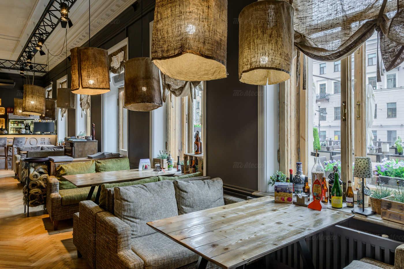 Ресторан Шато Винтаж (Chateau Vintage) на Невском проспекте фото 18
