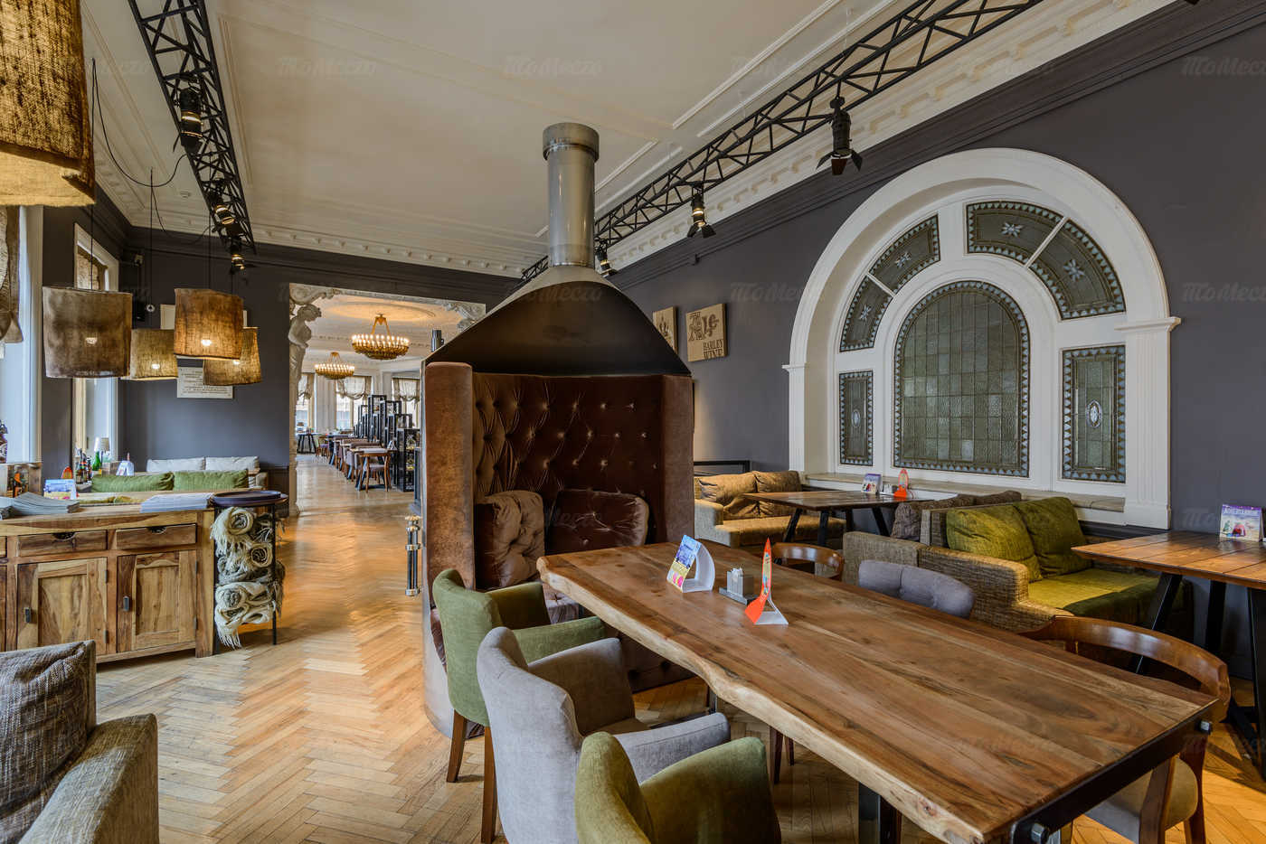 Ресторан Шато Винтаж (Chateau Vintage) на Невском проспекте фото 2