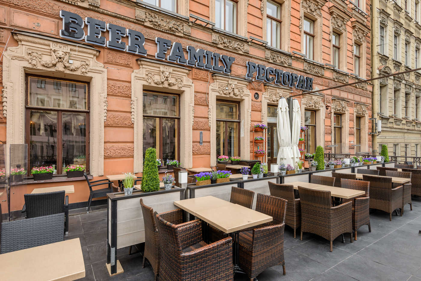 Ресторан Шато Винтаж (Chateau Vintage) на Невском проспекте фото 22