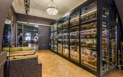 Банкетный зал пивного ресторана Chateau Vintage (Шато Винтаж) на Невском проспекте фото 3