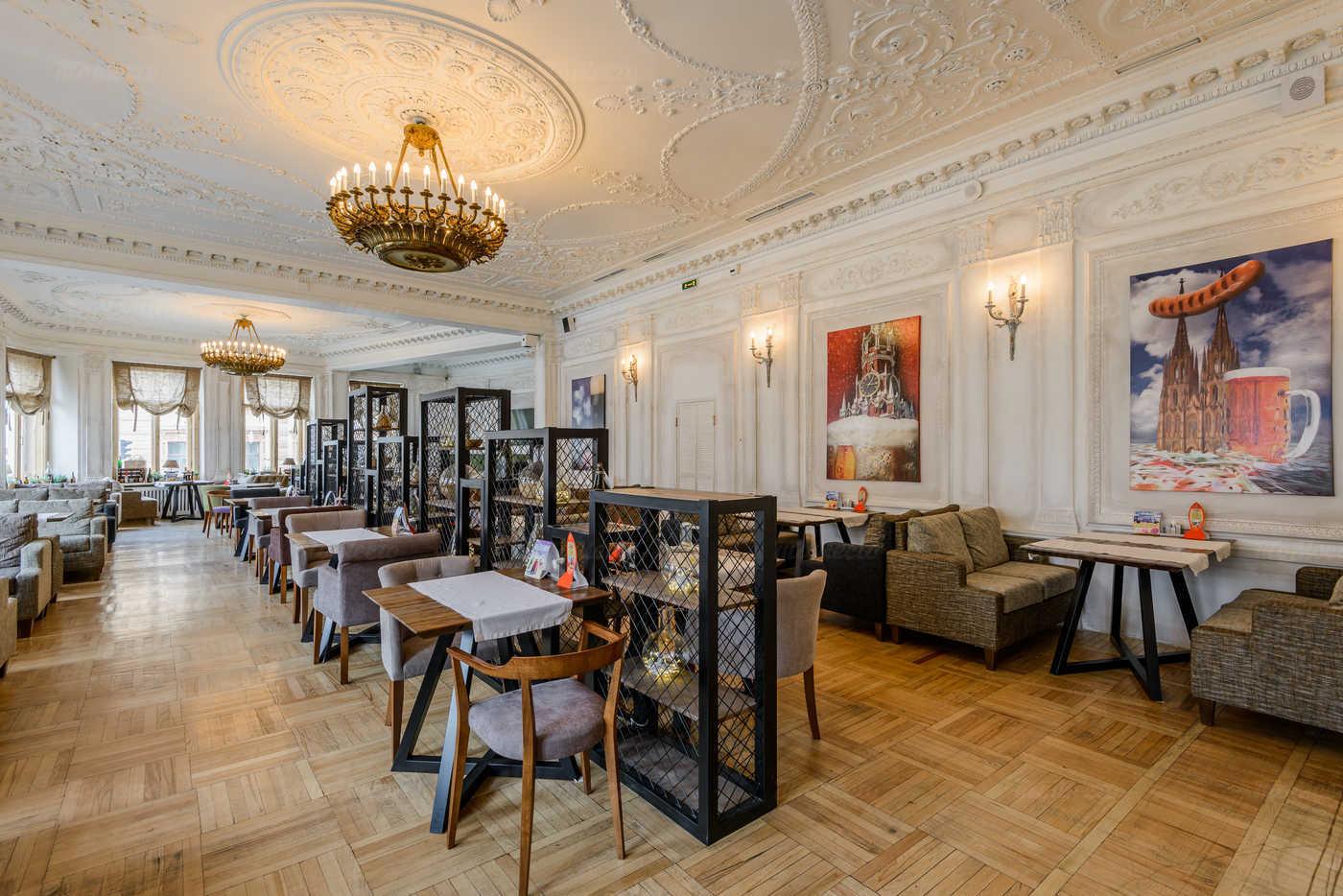 Ресторан Шато Винтаж (Chateau Vintage) на Невском проспекте фото 10