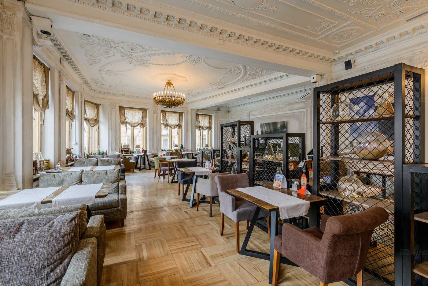 Ресторан Шато Винтаж (Chateau Vintage) на Невском проспекте фото 13