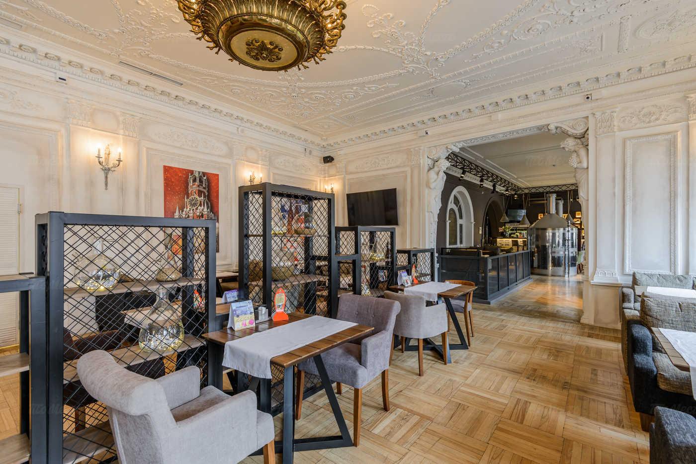 Ресторан Шато Винтаж (Chateau Vintage) на Невском проспекте фото 12