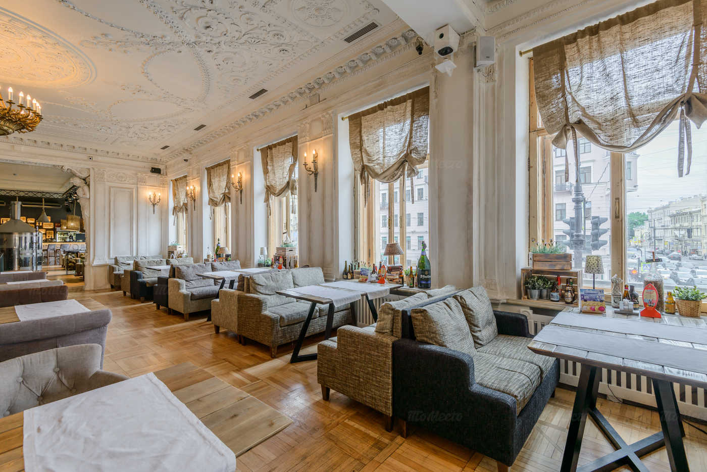 Ресторан Шато Винтаж (Chateau Vintage) на Невском проспекте фото 14