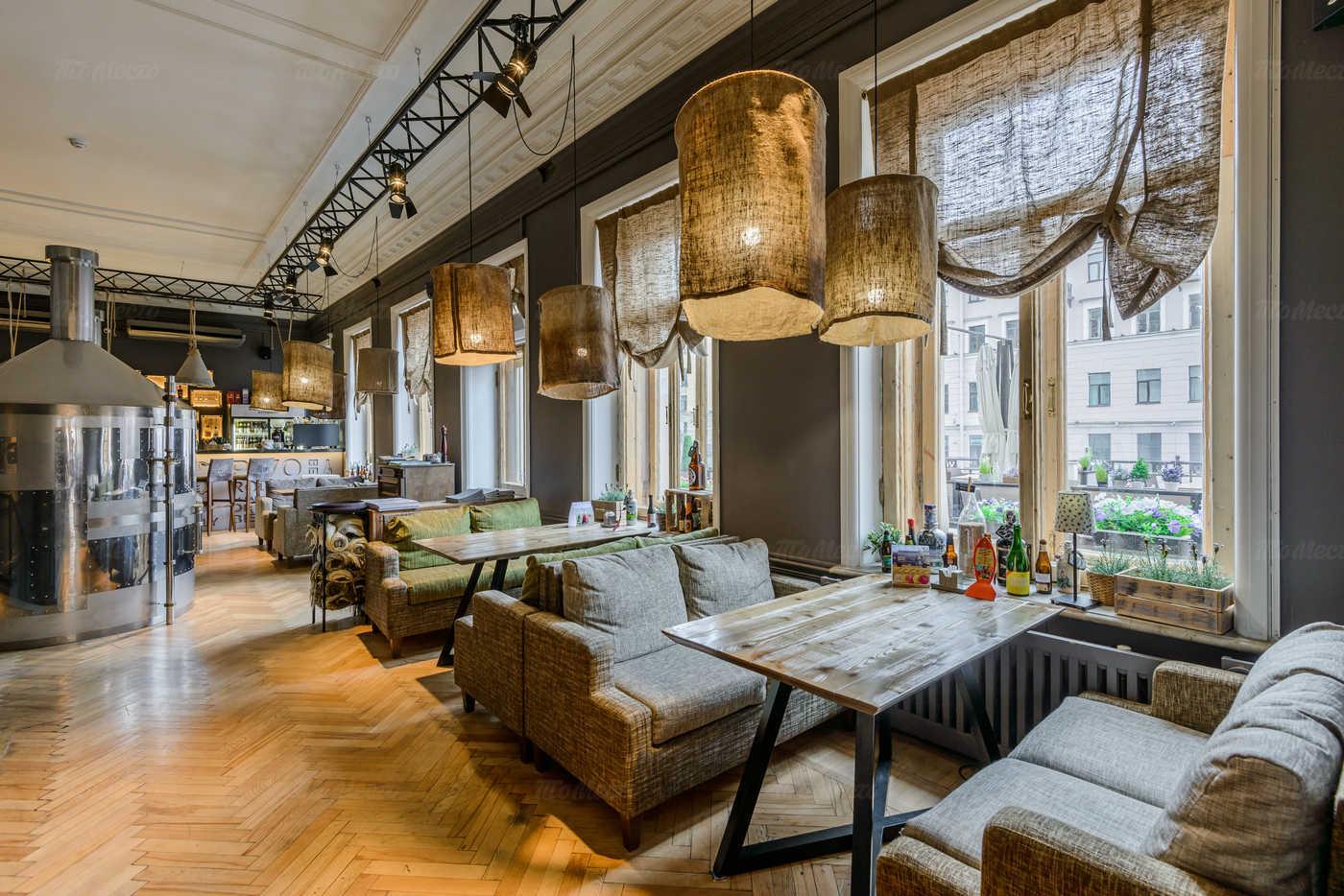 Ресторан Шато Винтаж (Chateau Vintage) на Невском проспекте фото 9