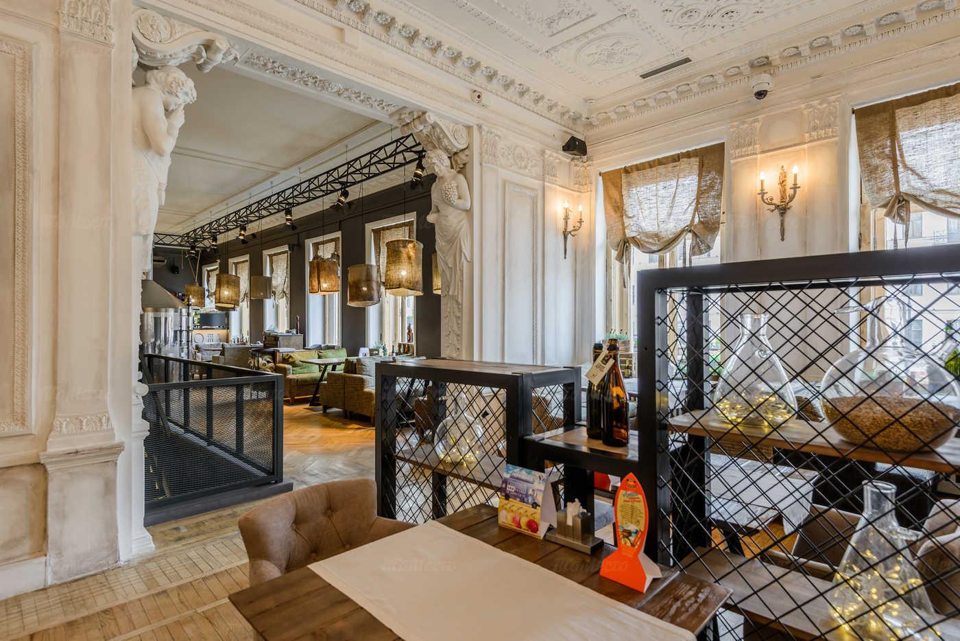 Ресторан Шато Винтаж (Chateau Vintage) на Невском проспекте фото 17