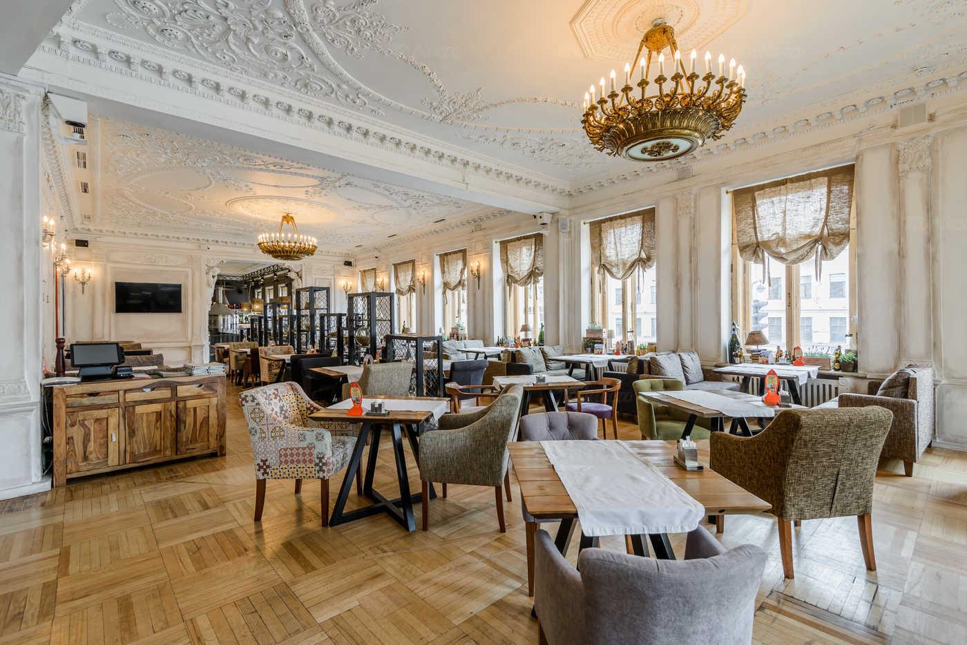 Ресторан Шато Винтаж (Chateau Vintage) на Невском проспекте фото 15