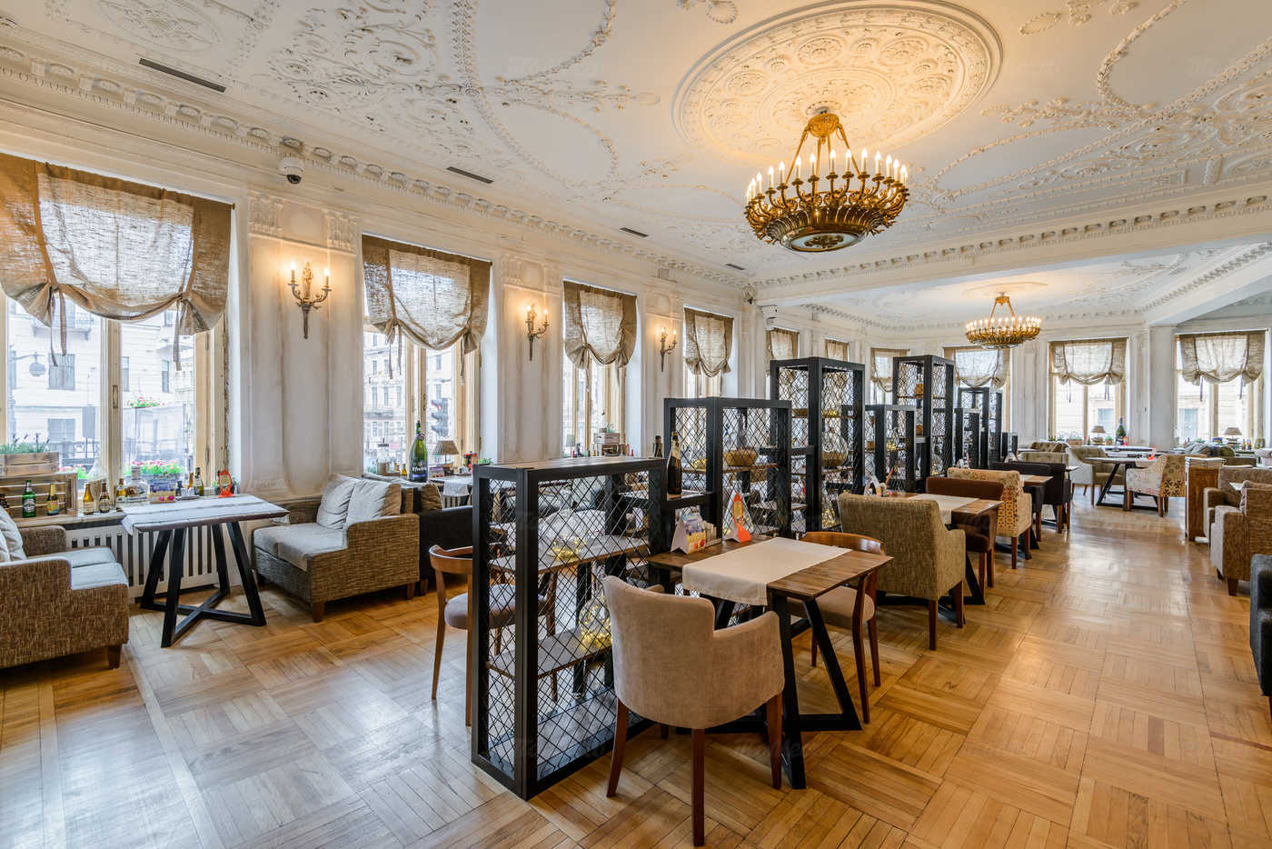 Ресторан Шато Винтаж (Chateau Vintage) на Невском проспекте фото 11