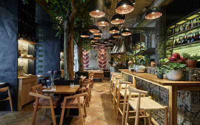 Банкетный зал ресторана Чеми (Ресторан грузинской кухни) на Московском проспекте фото 1
