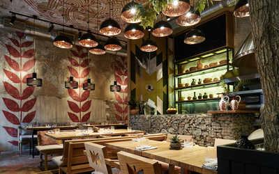 Банкетный зал ресторана Чеми (Ресторан грузинской кухни) на Московском проспекте фото 2