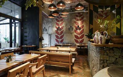 Банкетный зал ресторана Чеми (Ресторан грузинской кухни) на Московском проспекте фото 3