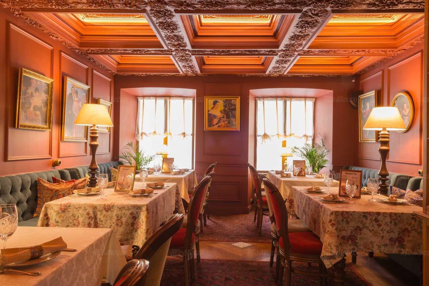 Ресторан Гуси-Лебеди на Гагаринской улице фото 8