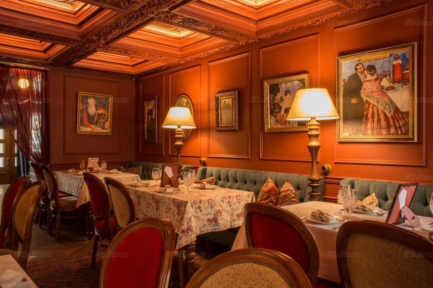 Ресторан Гуси-Лебеди на Гагаринской улице фото 7