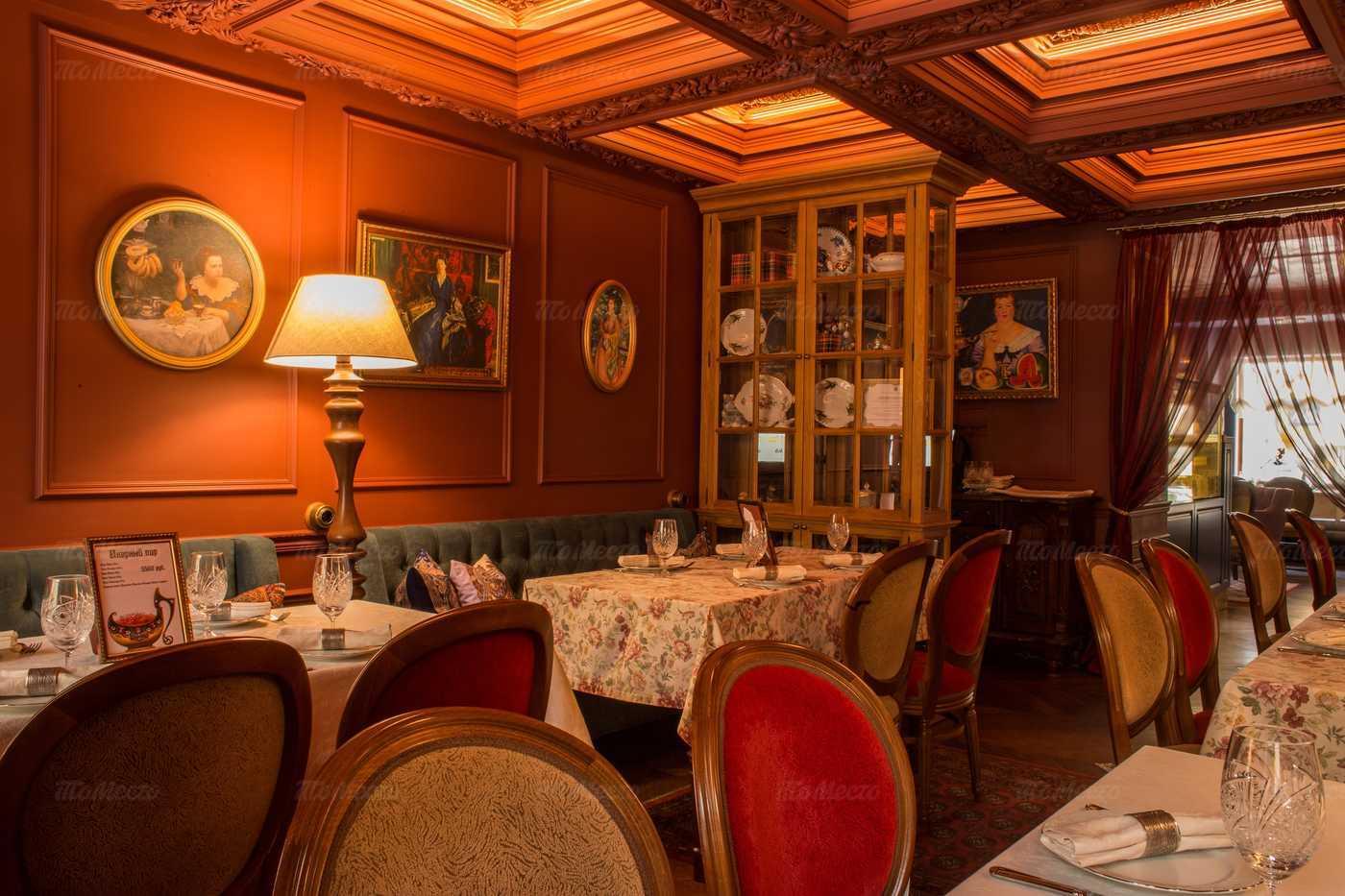 Ресторан Гуси-Лебеди на Гагаринской улице фото 6