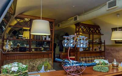 Банкетный зал ресторана Волк на Красноармейской улице фото 1