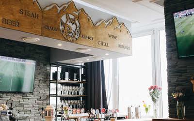 Банкетный зал ресторана Chalet Alpaca на улице Кораблестроителей фото 1