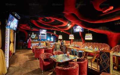 Банкетный зал караоке клуб Мелодия Востока на улице Гагарина фото 1