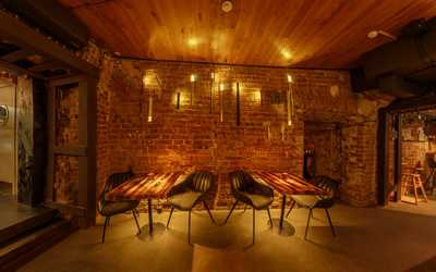 Банкетный зал ресторана Cibo/Kaori (Чибо Каори) на улице Пушкина фото 3
