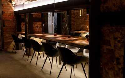 Банкетный зал ресторана Cibo/Kaori (Чибо Каори) на улице Пушкина