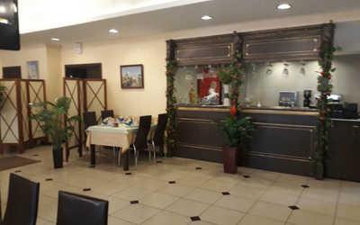 Банкетный зал ресторана Душа Сербии в уле. Отто Шмидта фото 1