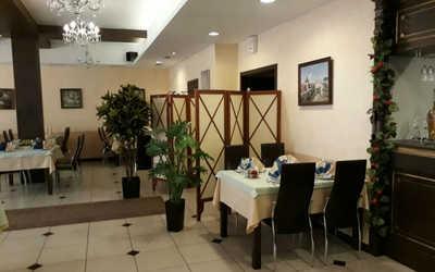Банкетный зал ресторана Душа Сербии в уле. Отто Шмидта фото 3