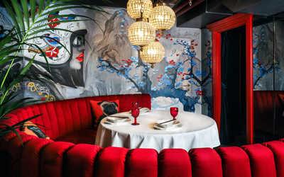 Банкетный зал ресторана Китайская грамота на набережной реки Мойки фото 1