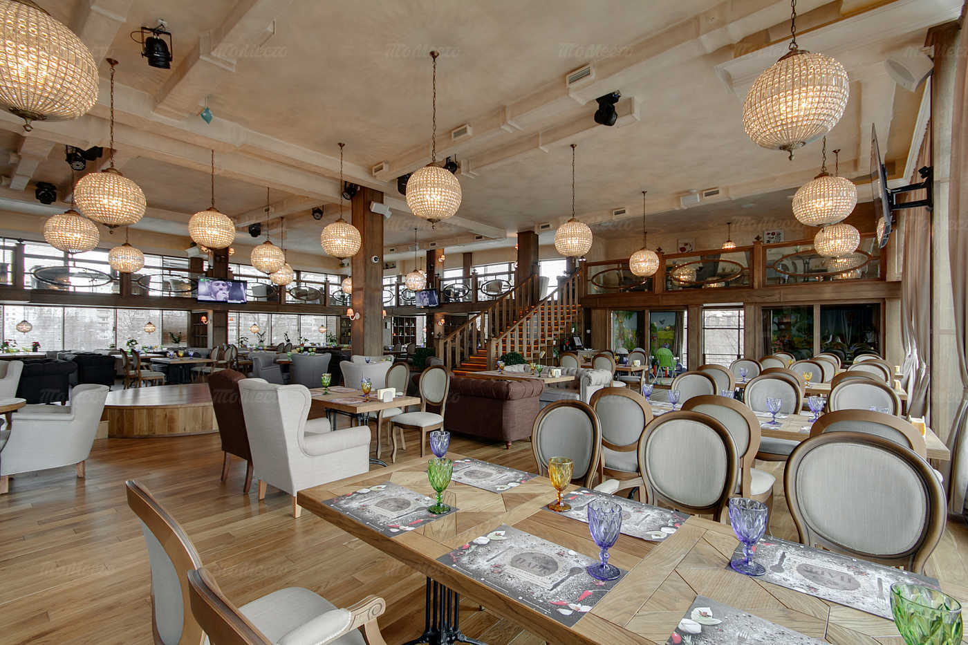 Ресторан Парк на Пискаревском