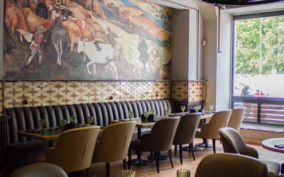 Банкетный зал ресторана Брянский бык на улице Большой Лубянка фото 2