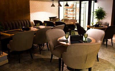 Банкетный зал ресторана Брянский бык на улице Большой Лубянка фото 3