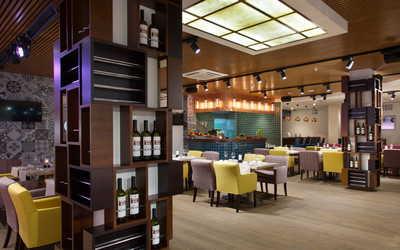 Банкетный зал ресторана Парклейн (Parklane) на улице Рюхина фото 2