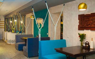 Банкетный зал кафе Белый слон на улице 25 Октября фото 2