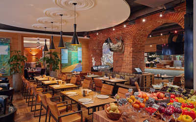 Банкеты ресторана Бок на Петровских Линиях фото 3