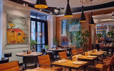 Банкеты ресторана Бок на Петровских Линиях фото 2