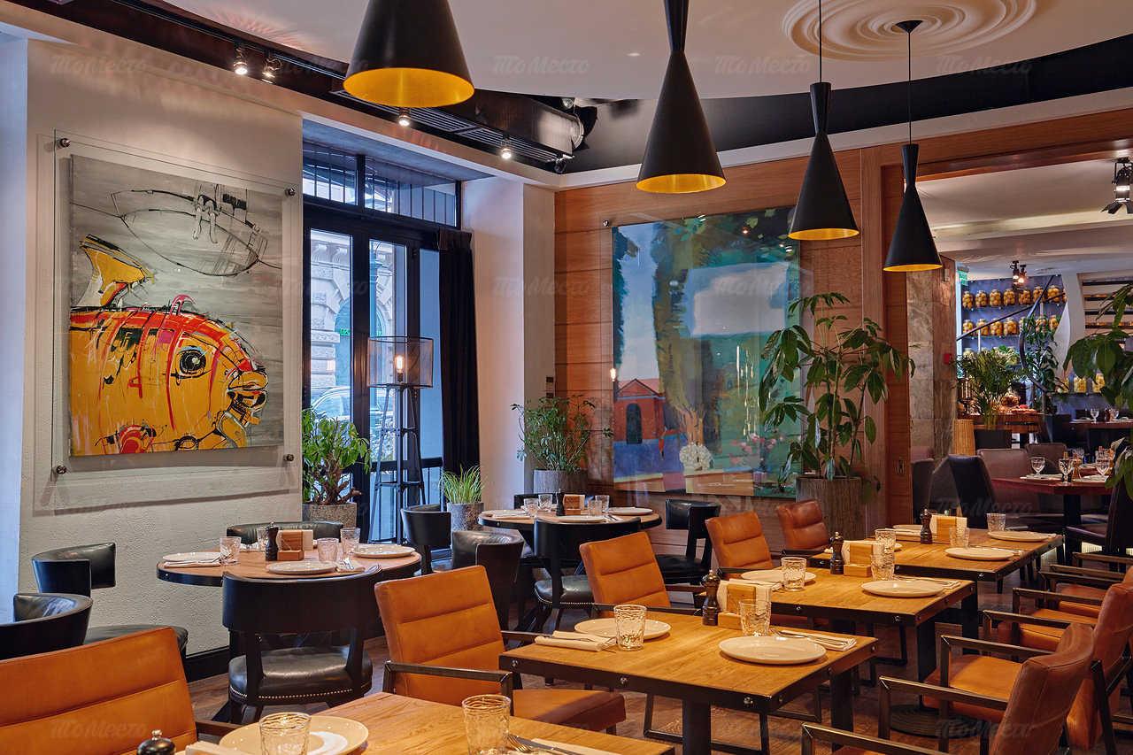 Ресторан Бок на Петровских Линиях фото 2