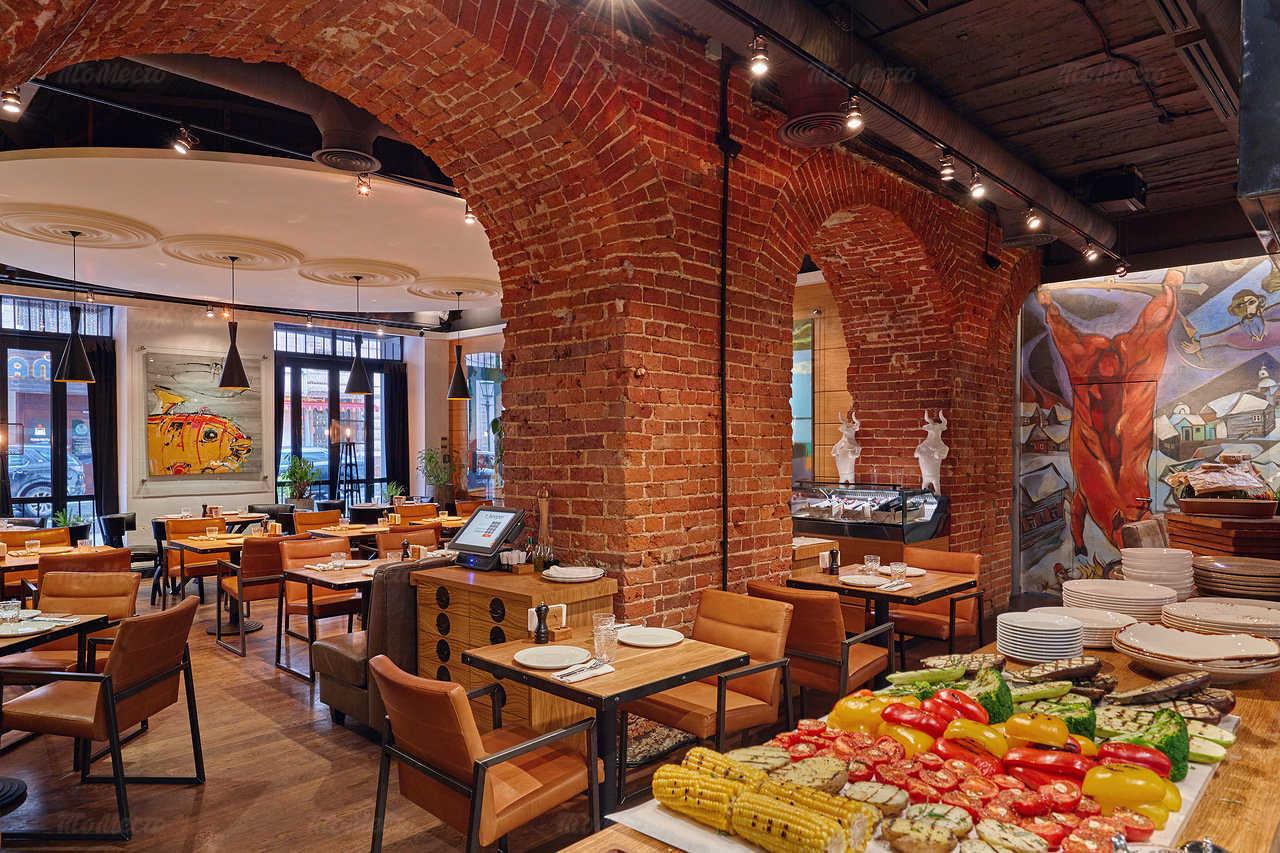 Ресторан Бок на Петровских Линиях фото 5