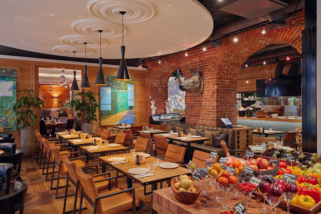 Ресторан Бок на Петровских Линиях фото 3