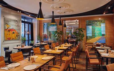 Банкеты ресторана Бок на Петровских Линиях фото 1
