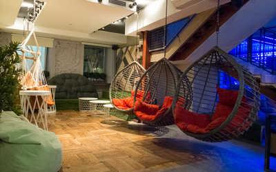 Банкетный зал бара Gadget Studio на Тверской улице фото 1