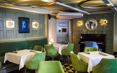 Банкетный зал ресторана ZimaLeto Asia на Большом проспекте ПС фото 3