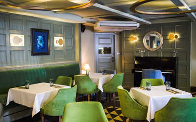 Банкетный зал ресторана Azzurro (Аззурро) на Большом проспекте ПС