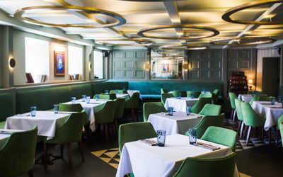Банкетный зал ресторана ZimaLeto Asia на Большом проспекте ПС фото 2