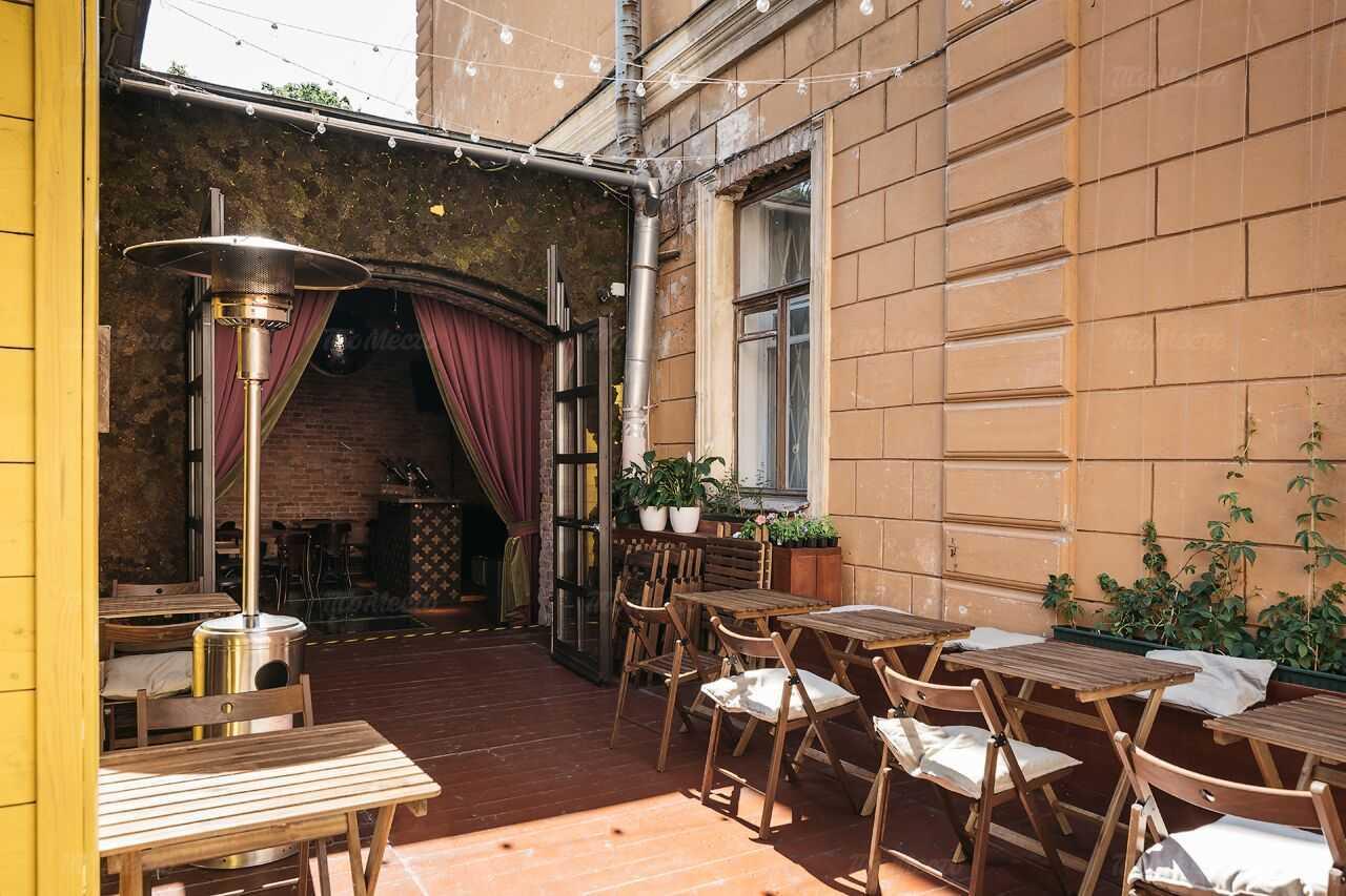 Ресторан Скотный двор на Конногвардейском бульваре фото 8