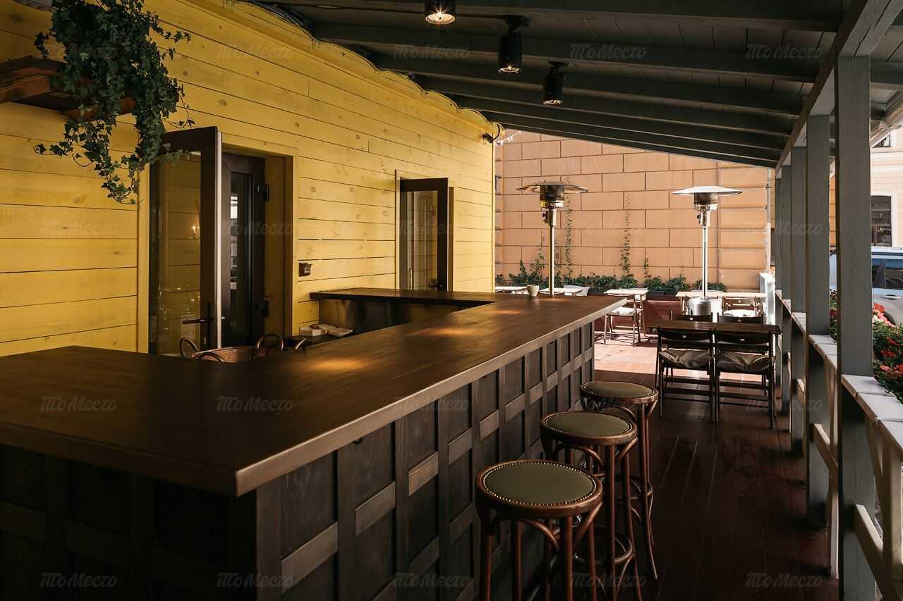 Ресторан Скотный двор на Конногвардейском бульваре фото 6