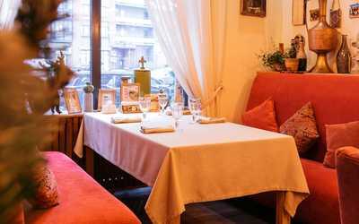 Банкетный зал ресторана Мацони на Парашютной улице фото 2