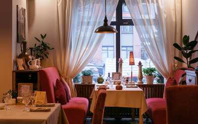 Банкетный зал ресторана Мацони на Парашютной улице фото 1