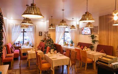 Банкетный зал ресторана Мацони на Парашютной улице фото 3