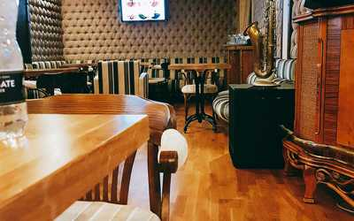 Банкетный зал ресторана Арбат 13 (Караоке - Джаз - Клуб) на Арбате фото 2