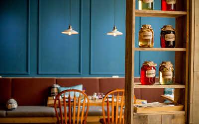 Банкетный зал ресторана Фартук на улице Вильгельма де Геннина фото 2